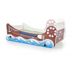 Dětská houpací postel BOAT