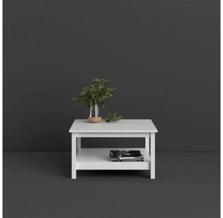 Konferenční stolek Real bílý