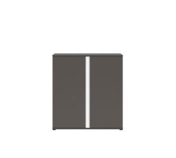 GRAPHIC (S343) KOM2D/C šedý wolfram
