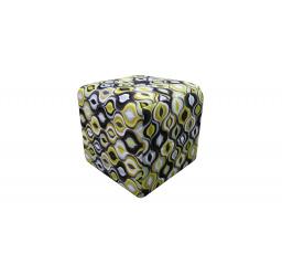 """SET taburet Amber 73 žlutá  (FE) - kolekce """"E"""" (K250-Z)"""