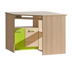 Rohový psací stůl LORENTO - L11