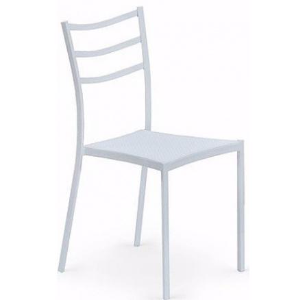 Jídelní židle K-159, Bílá