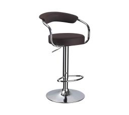 Barová židle Krokus C-231 hnědá
