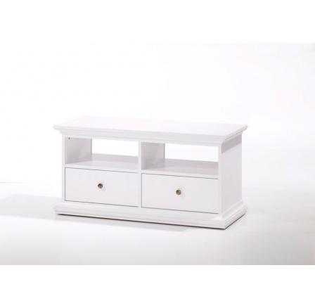 TV stolek Provence 812 bílý