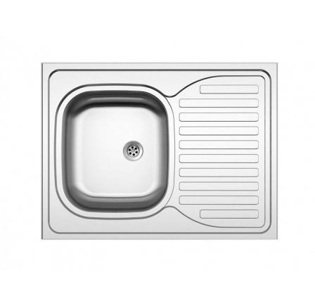 Kuchyňský dřez celoplošný otočný SINKS CLP-D 80x60 cm