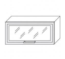 PLATINUM - horní skříňka 80cm W4Bs/80