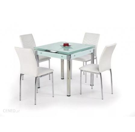 Jídelní stůl KENT, mléčný