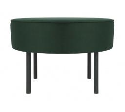 LAFU H - taburet, Riviera 38 green (BRW COMFORT) (FL9-1230)
