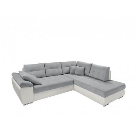 CARL LUX 3DL.RECBK - Matrix 15 silver/madryt 920 white (M4411G/M5018G) (FL VII-K1230) (BRW COMFORT)