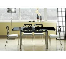 Jídelní stůl GD-017, černý