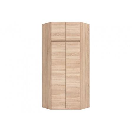 Rohová šatní skříň ACADEMICA SZFN2D