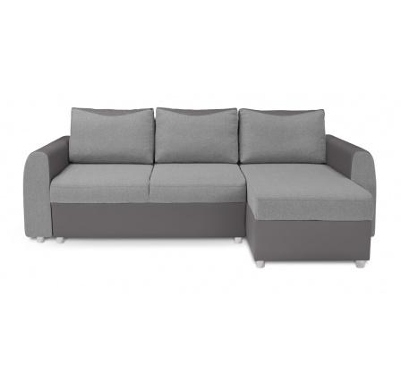 JETTE LUX 3DL.URCBK, Epta 90 grey/Madryt 990 grey (BRW COMFORT) (FLVIII-1030)