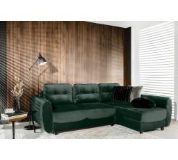 HAMPTON LUX 3DL.REC, Riviera 38 green (BRW COMFORT) (FL10-1030)