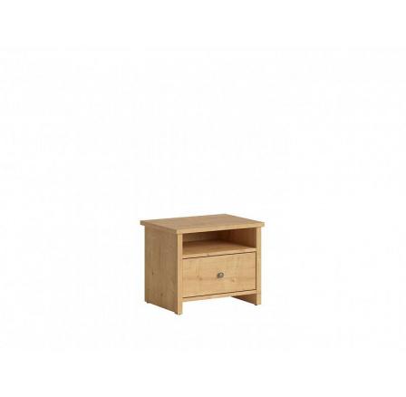 Noční stolek PORTO KOM1S/50 dub natural burglington