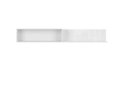 FLAMES POLL/160 bílý lesk