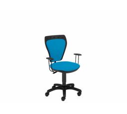 židle dětská MINISTYLE GTP modrá (M31)