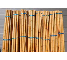 Bambusová tyč 5-6 cm, délka 4 metry
