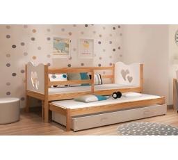 Dětská dvou postel MAX P2 - 180x80 cm
