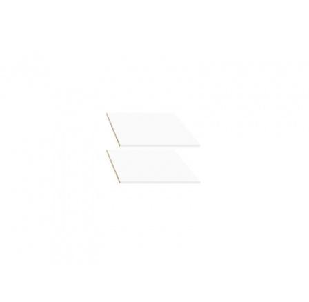 NEPO police 2 k SZF3D2S bílá ( 2 ks v balení )