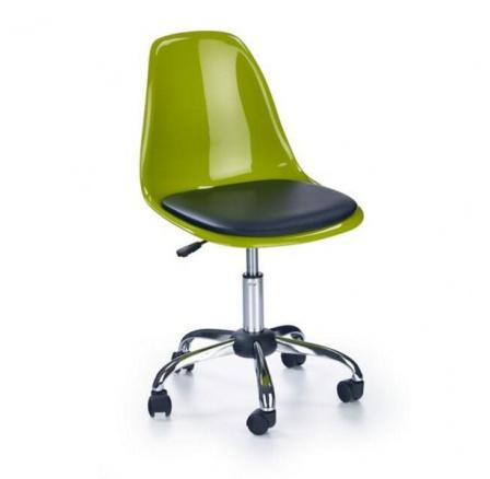 Dětská židle COCO 2, Zeleno-černá