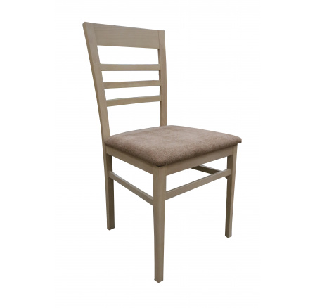 "DENIS (DECO) -Židle- Bardolino(dub sonoma)/BS03-hnědá kolekce ""FN"" (K150)"