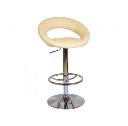 Barová židle krokus C-300 krémová
