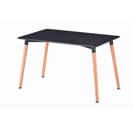 Jídelní stůl Nolan DT04, černá