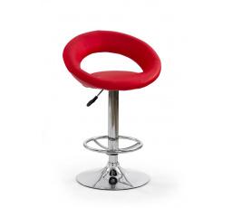 Barová židle Krokus H-15 červená