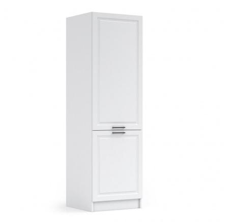 Kuchyňská potravinová skříň Irma SL40 bílá MAT