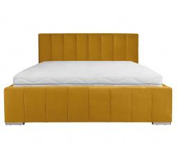 ALLOS 180x200 - Rain 12 yellow (BRW COMFORT) žlutá (FL11)