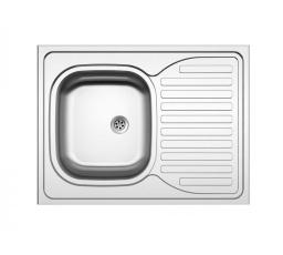 Kuchyňský dřez celoplošný otočný SINKS CLP-D 80x60 cm-II.jakost