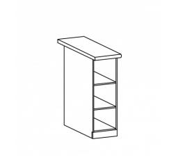 ROYAL  - dolní skříňka 20cm D20P