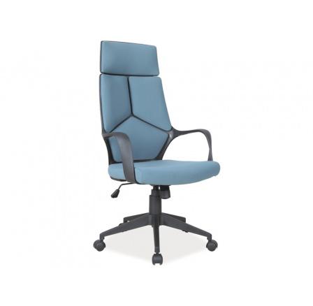 Kancelářské křeslo Q-199 /modrá