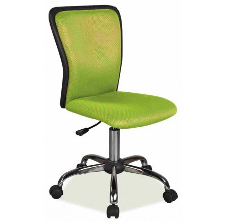 Kancelářské křeslo Q-099 zelená