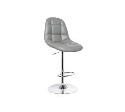 Barová židle Krokus C-198 šedá