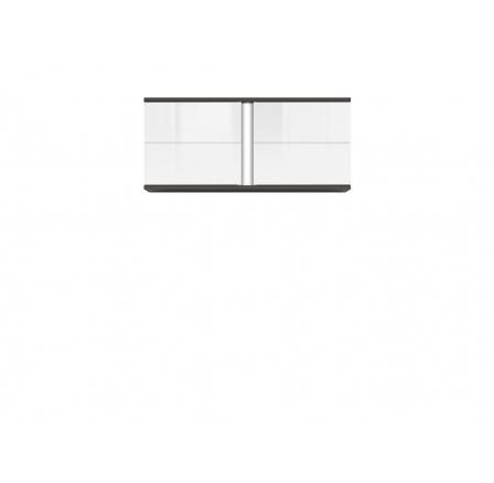 GRAPHIC (S343) SFW2D/86/38/A šedý wolfram/bílý lesk
