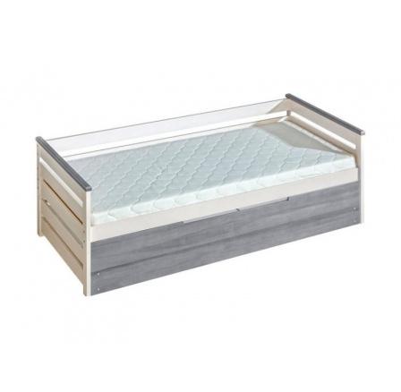 ALAN AL1 - postel z masivu