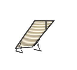 ERGO SPACE 90x200 - kovový rám s lamelami - sada pro vytvoření ÚP do čalouněných postelí Anadia, Casola, Molisa (FL10)