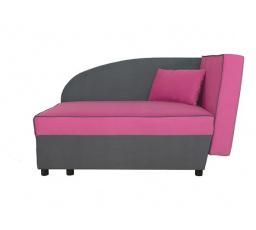 ATOL 1DL.L (levá), Amore 105 pink/amore 32 grey (FL11-1030) (BRW COMFORT)