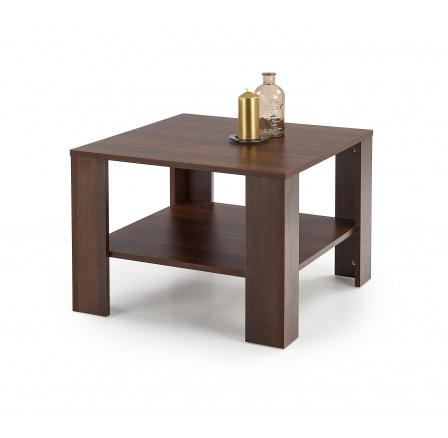 Konferenční stůl KWADRO KWADRAT Tmavý Ořech