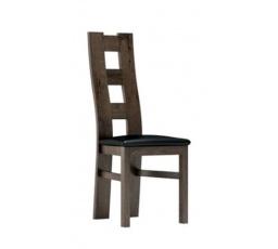 Židle INDIANAPOLIS /jasan tmavý