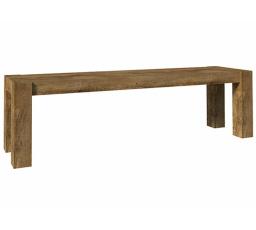Konferenční stůl NEVADA LW / Dub Lefkas tmavý