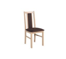 """BOSANOVA 14 jídelní židle (BOSS 14) dub sonoma/č.7 tmavě hnědá (DM)-kolekce """"DRE"""" (K150-Z)"""