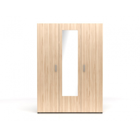 Šatní skříň VERA (LIBERA) SZF3D