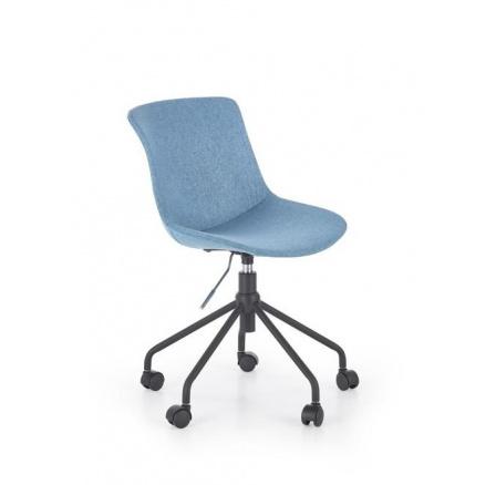 Dětská židle DOBLO, modrá