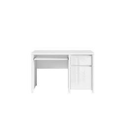 KASPIAN BIU1D1S/120 bílá/bílý lesk