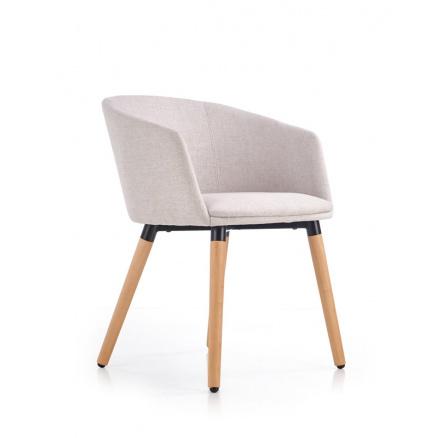 Jídelní židle K266 béžová