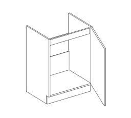 ROYAL  - dolní skříňka 60cm D60Z