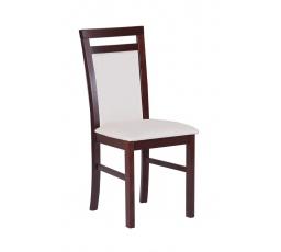 """MIA V (MILANO V)- jídelní židle ořech-kolekce """"DRE""""  (K150-Z)"""