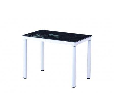 Jídelní stůl Damar B 828, černý